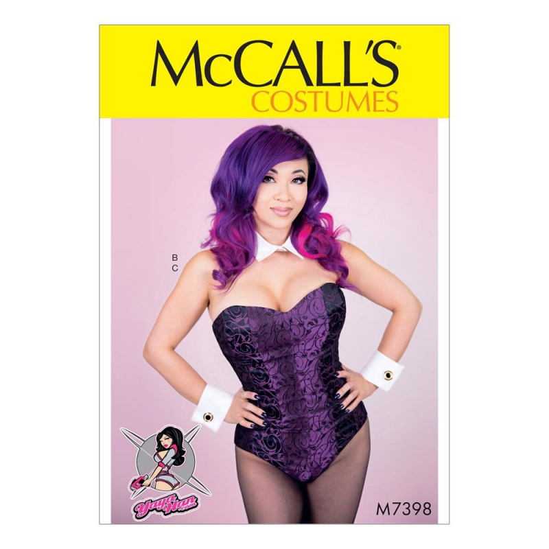 Wykrój McCall's M7398