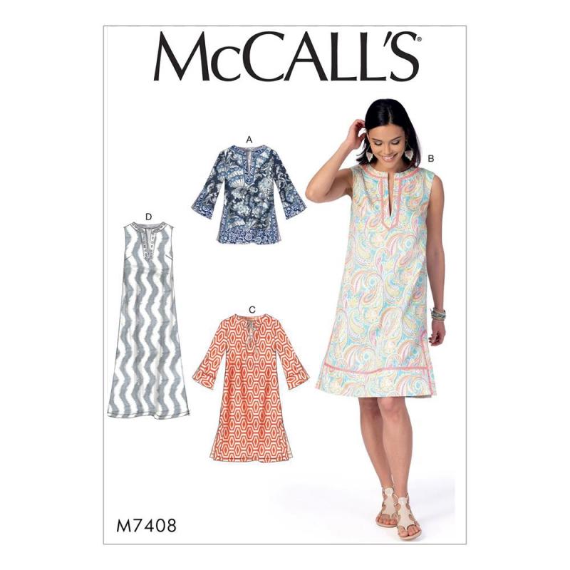 Wykrój McCall's M7408