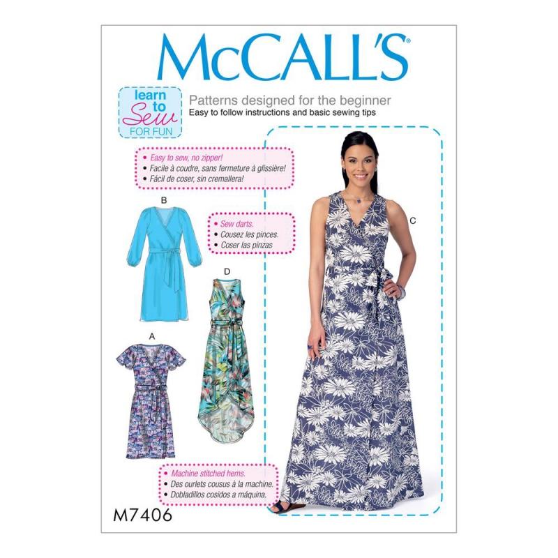Wykrój McCall's M7406