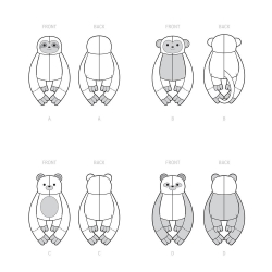 simplicity rogueone costume pattern 8480 envel