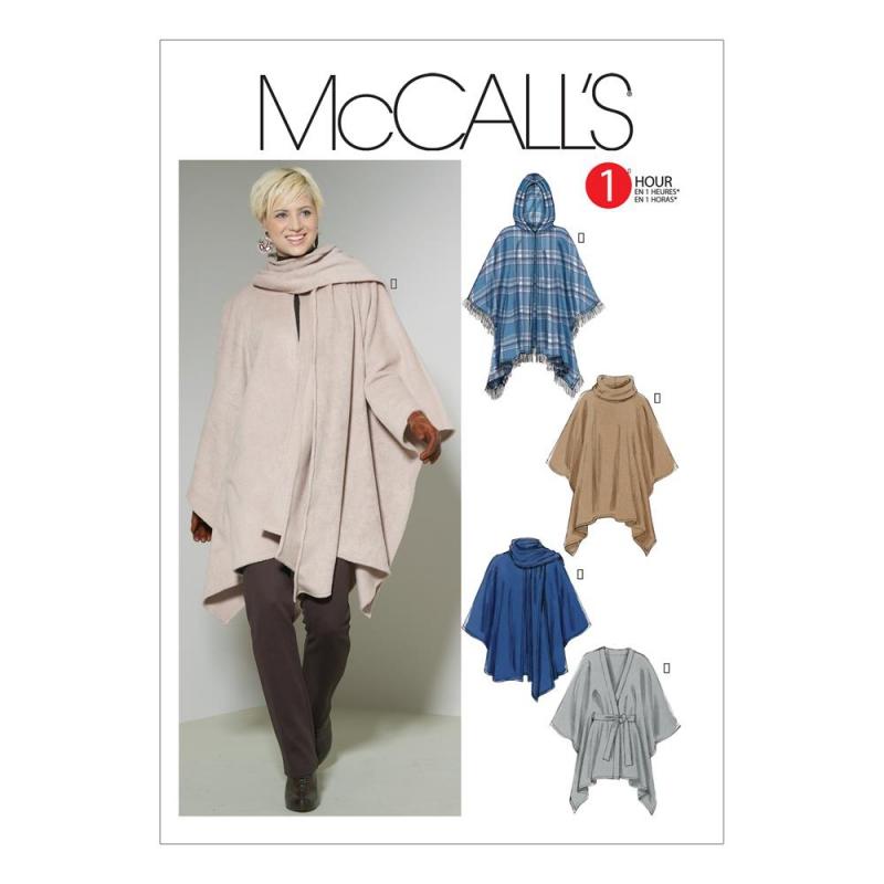 Wykrój McCall's M6209