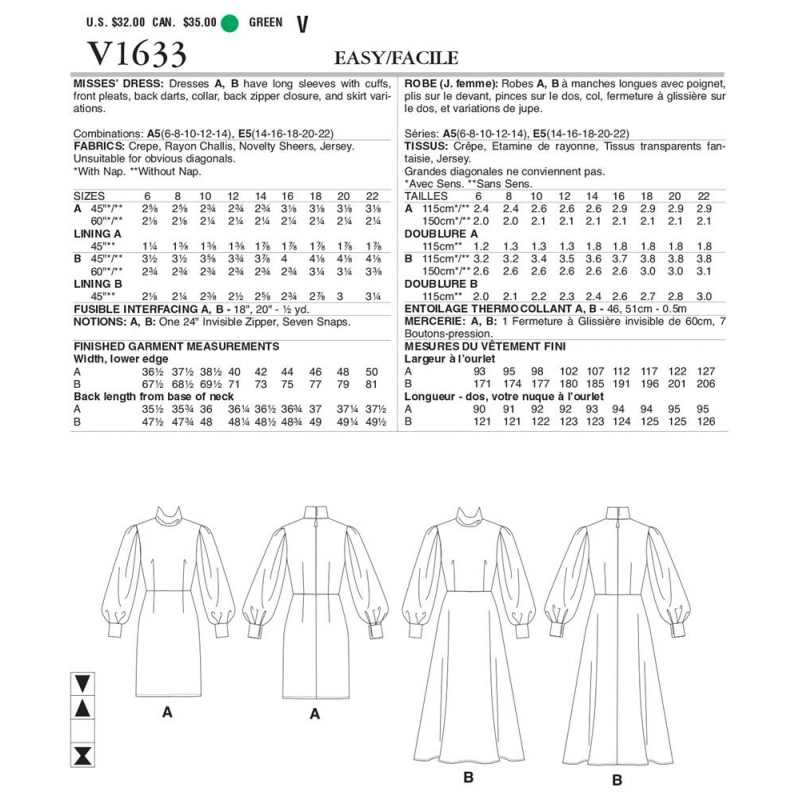 6 Simplicity simplicity mother daughter aprons