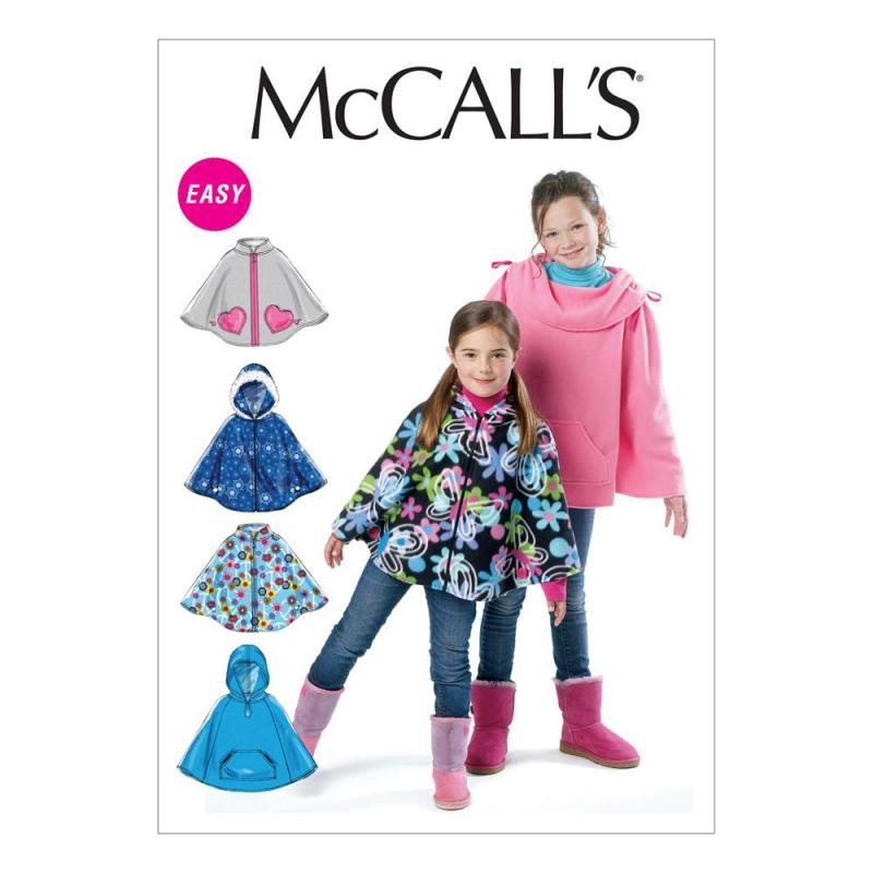 Wykrój McCall's M6431