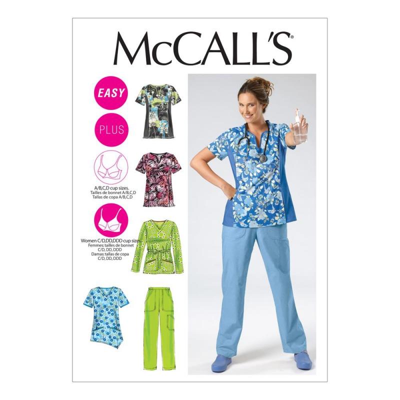 Wykrój McCall's M6473