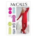 Wykrój McCall's M6474