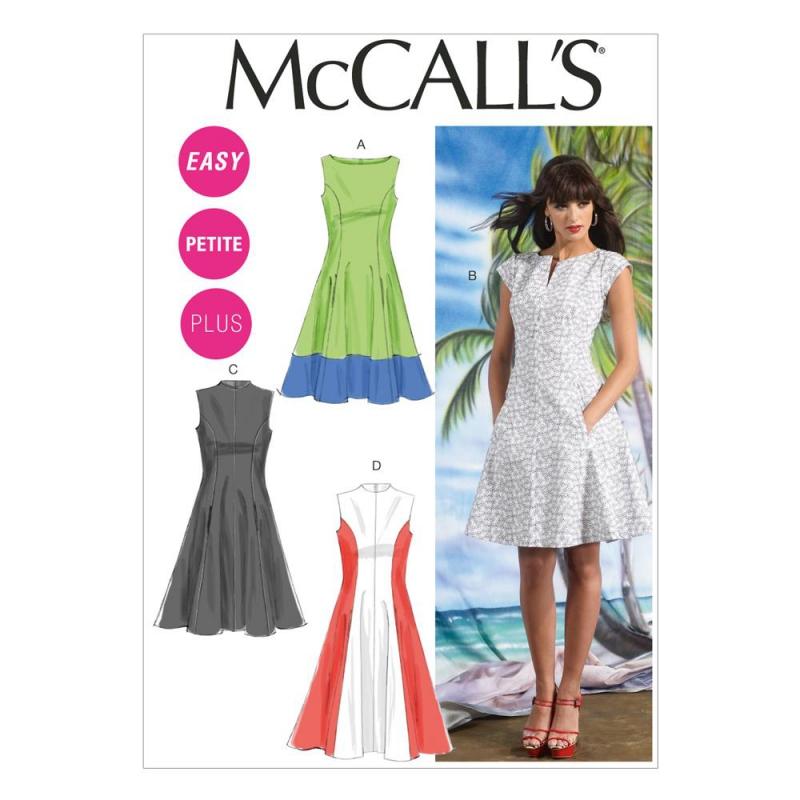 Wykrój McCall's M6741