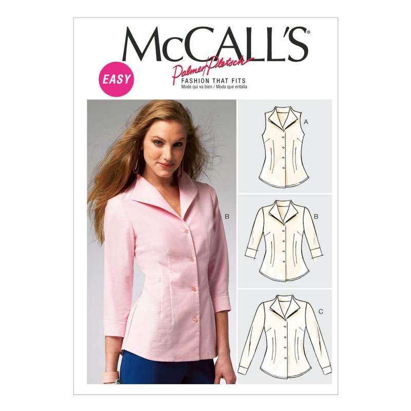 Wykrój McCall's M6750