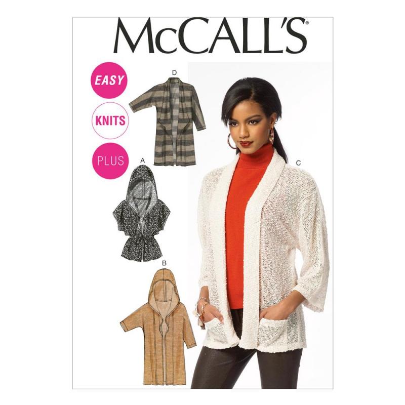 Wykrój McCall's M6802