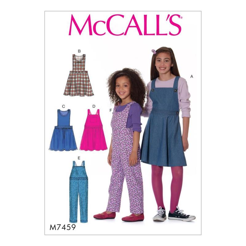 Wykrój McCall's M7459