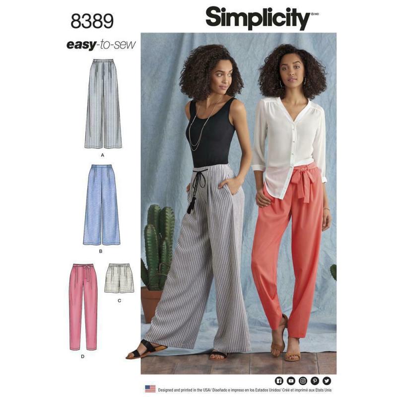 Wykrój Simplicity 8389