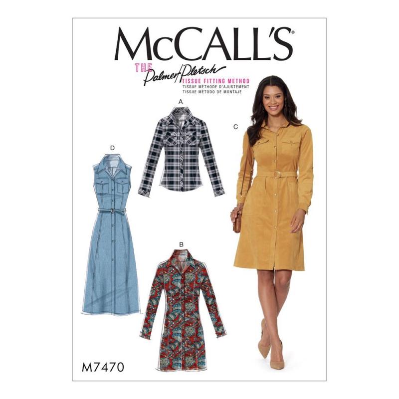 Wykrój McCall's M7470