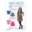 Wykrój McCall's M7462