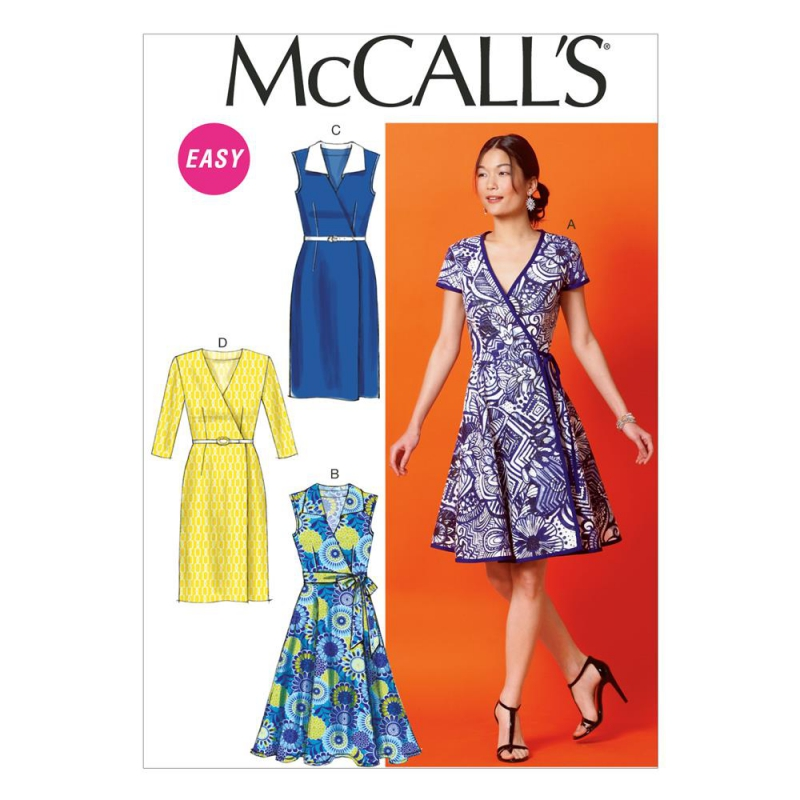 Wykrój McCall's M6706