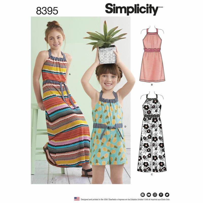 Wykrój Simplicity 8395