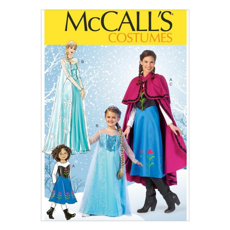 Wykrój McCall's M7000