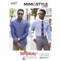 Wykrój Simplicity 8427