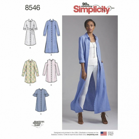 8546 envelope front Simplicity w outlettkanin