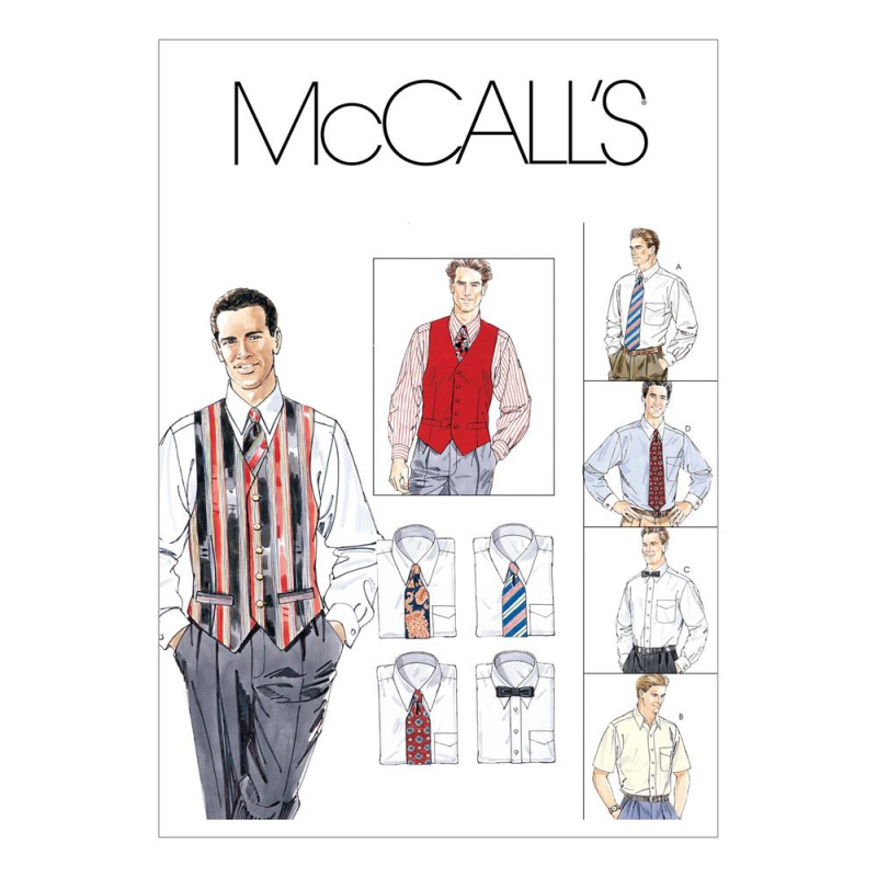 Wykrój McCall's M6958