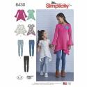 Wykrój Simplicity 8430