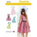 Wykrój Simplicity 1213