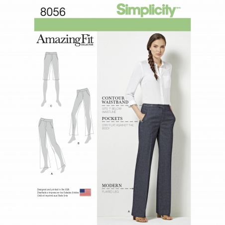 simplicity jackets coats pattern 8056 envelope
