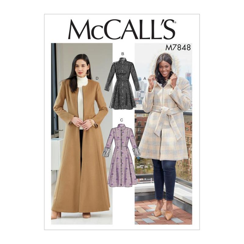 Wykrój McCall's M7720
