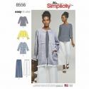 Wykrój Simplicity 8556
