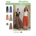 Wykrój Simplicity 8134