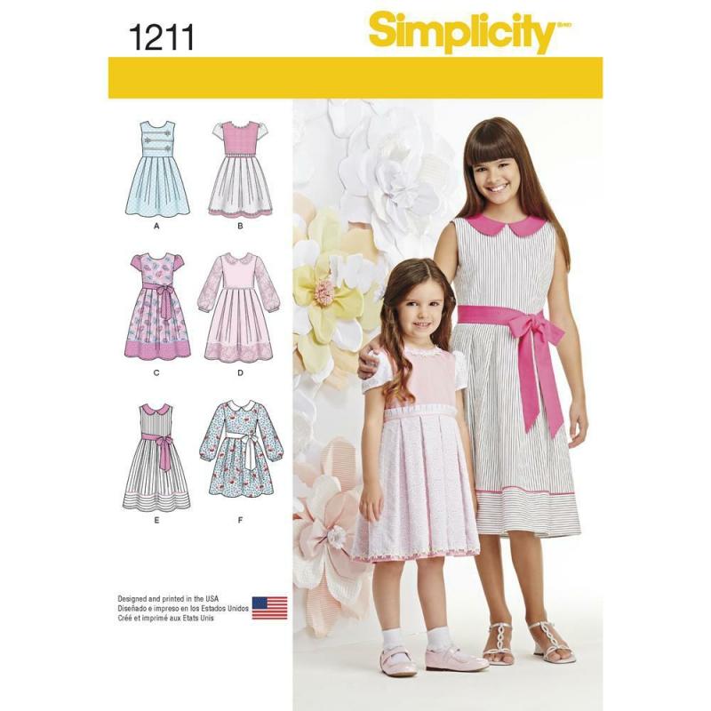 Wykrój Simplicity 1211