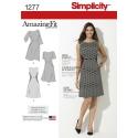 Wykrój Simplicity 1277