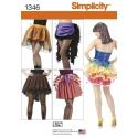 Wykrój Simplicity 1346