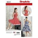 Wykrój Simplicity 8051