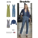 Wykrój Simplicity 8178