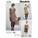 Wykrój Simplicity 8186