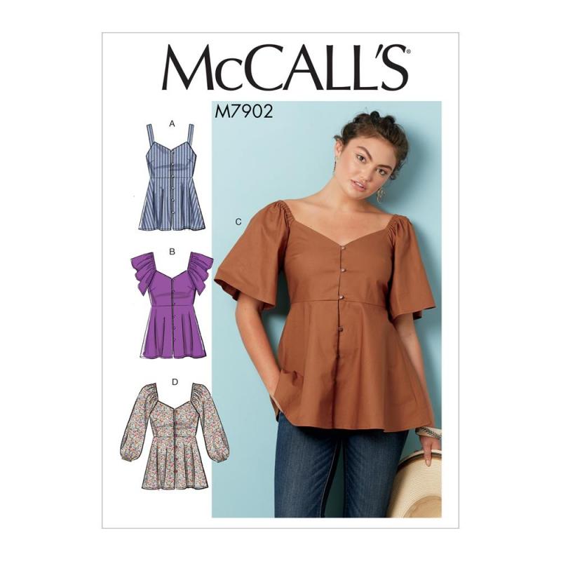 Wykrój McCall's M7902