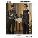 Wykrój Simplicity 8408
