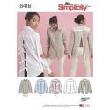 Wykrój Simplicity 8416