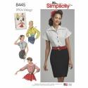 Wykrój Simplicity 8445