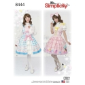 Wykrój Simplicity 8444