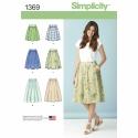 Wykrój Simplicity 1369