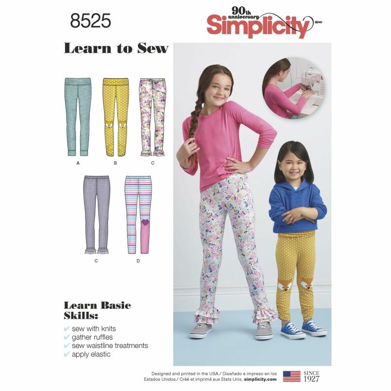 Wykrój Simplicity 8525