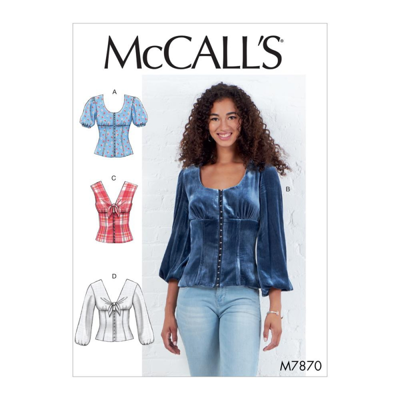 Wykrój McCall's M7870