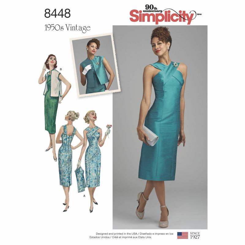 Wykrój Simplicity 8448