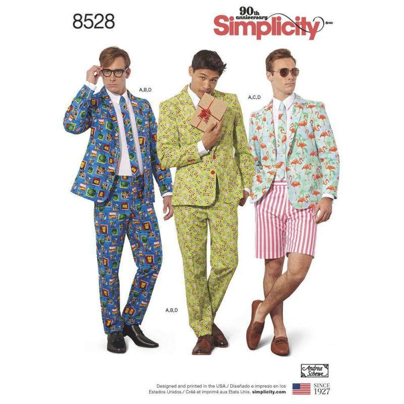 Wykrój Simplicity 8528
