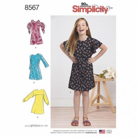 8567 envelope front Simplicity