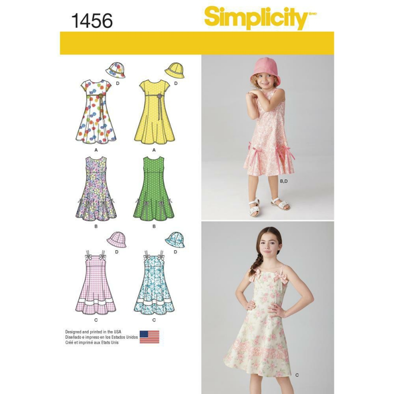 Wykrój Simplicity 1456