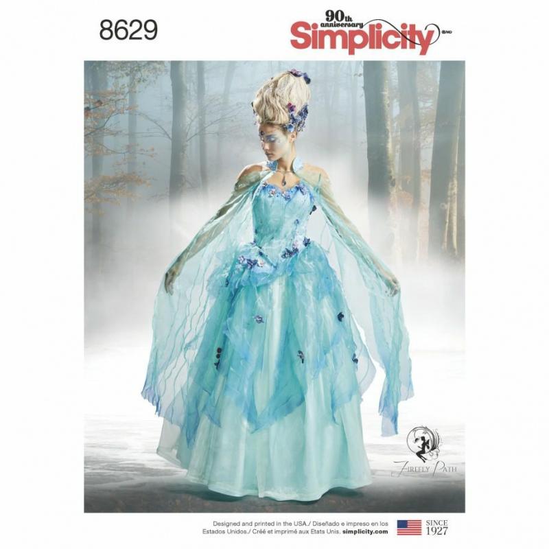 Wykrój Simplicity 8629