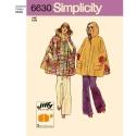 Wykrój Simplicity 6630