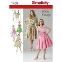 Wykrój Simplicity 1459