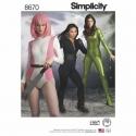Wykrój Simplicity 8670